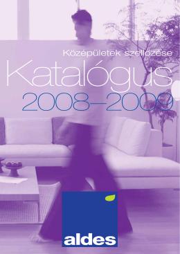 Középületek Szellőzése 2008-2009