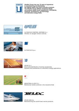 UCS Ablaknyitó rendszerek