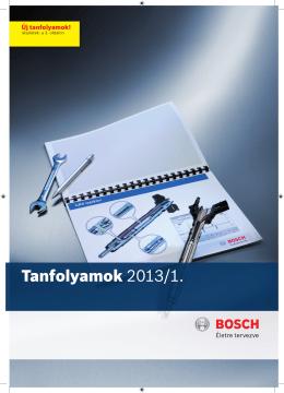 Bosch Oktatások 2013