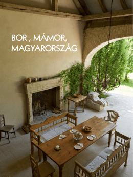 Bor , mámor, magyarország - Sárffy Uradalmi Vendégház Dörgicse