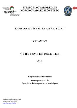 fitasc magyarországi korongvadász szövetség