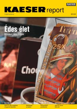 Édes élet - Kaeser Kompressoren Kft.