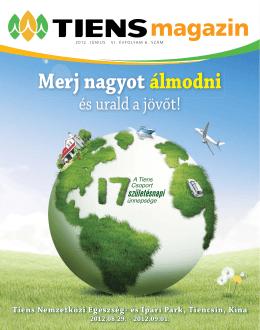 TIENS Magazin, 2012. június