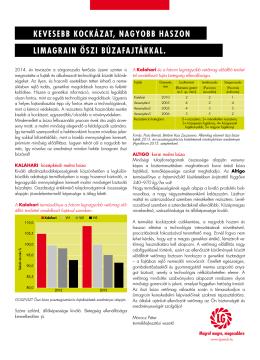 LG őszi búzafajták pdf 2014-08-04