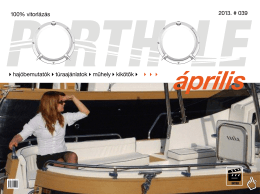 2013. # 039 >hajóbemutatók>túraajánlatok>műhely