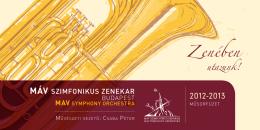 Z enében - MÁV Szimfonikus Zenekar