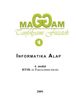 Bite Zoltán: HTML