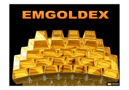EMGOLDEX prezentáció