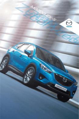 Töltse le a Mazda CX