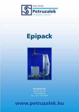 Epipack - PETRUZALEK
