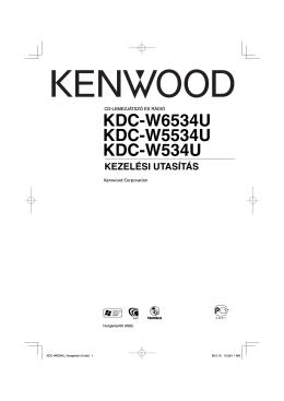 KDC-W6534U_Hungarian r2.indd