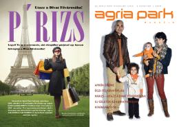 Agria Park Magazin 2012