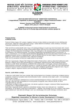ELŐADÓK - siteice.com
