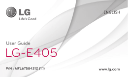 LG-E405 BOO_User Guide_V1.1