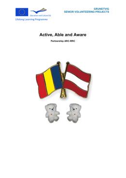 AAA Projekt Description - Österreichisches Rotes Kreuz