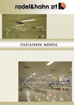 A tisztaterek méréséről szóló prospektusunk pdf