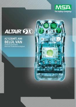 BELÜL VAN - MSA Hungária Biztonságtechnika Kft