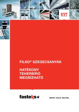 FILKO® Szegecsanyák | KVT