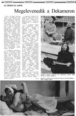 Film Színház Muzsika, 1978. március 18.