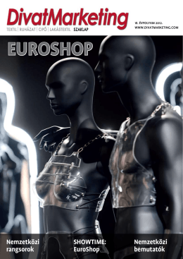 EurOSHOp - Divatmarketing