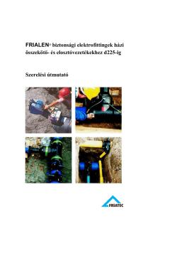 FWSG225 kaparóeszköz