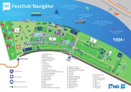 Fesztivál Navigátor