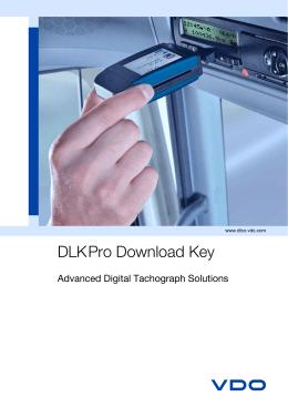 DLKPro Key