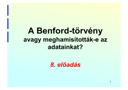 A Benford