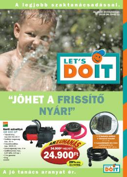"""""""JÖHET A FRISSÍTŐ - Flex"""