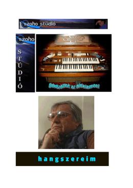 Hangszergyűjtemény - pdf - szoho sport szoho studio