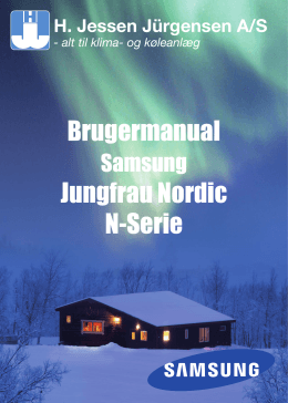 Samsung brugermanual Smart VP