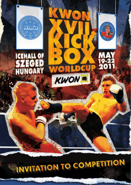 xvii. kick-box worldcup