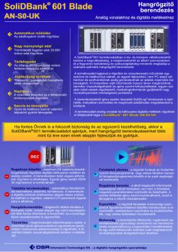 DSR SB601 hangrögzítő.pdf