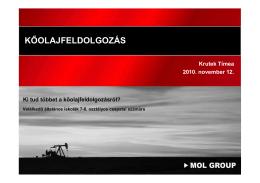 Előadás anyaga (.pdf) - Ki tud többet a kőolaj