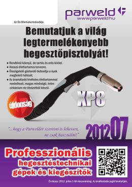 Parweld katalógus 2012.06