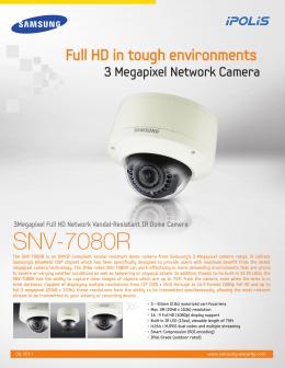 SNV-7080R - Modern Alarm Kft.