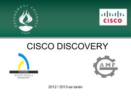 CISCO DISCOVERY
