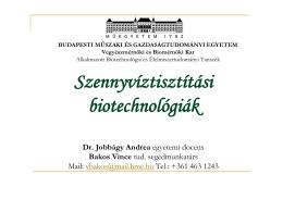 μ - Index of - Budapesti Műszaki és Gazdaságtudományi Egyetem