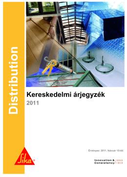 D istrib u tio n - sika termékek webáruháza