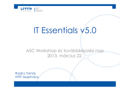 IT Essentials v5.0