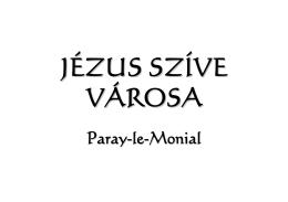 Paray-le-Monial - Emmánuel Közösség