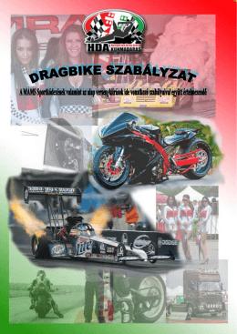 Dragbike Szabályzat 2015 letöltése