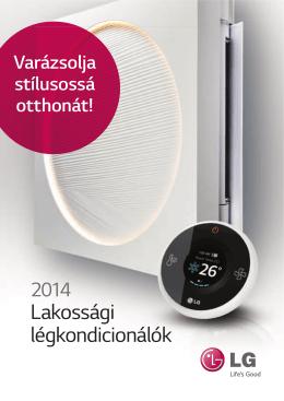 LG RAC 2014 - Frigocentrum