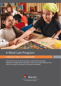 A Mind Lab Program