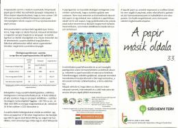 A papír másik oldala - Reflex Környezetvédő Egyesület