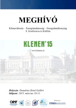MEGHÍVÓ - Virtuális Erőmű Program