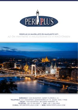 Szórólap - Periplus24
