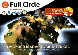 56. szám - Full Circle Magazin