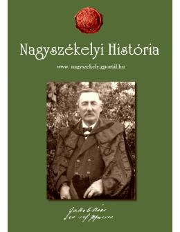 Nagyszékelyi História2011. 6. sz