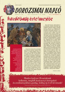11-12 - Kiskundorozsma